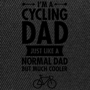 I'm A Cycling Dad... T-shirts - Snapback cap