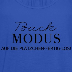 Back Modus Text - Frauen Tank Top von Bella