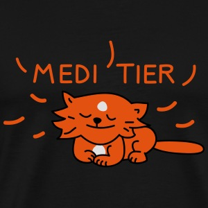 MEDIE TIER (a) Hoodies & Sweatshirts - Men's Premium T-Shirt