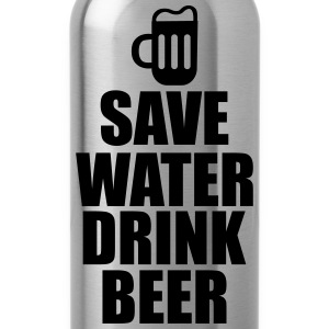 Save water drink beer  - Drikkeflaske