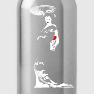 Geisha T-shirts - Drinkfles
