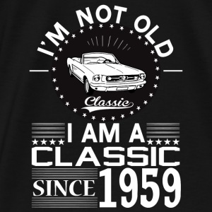 Classic since 1959 Hoodies & Sweatshirts - Men's Premium T-Shirt