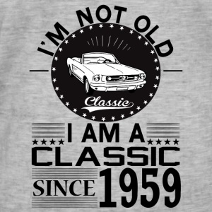 Classic since 1959 Hoodies & Sweatshirts - Men's Vintage T-Shirt