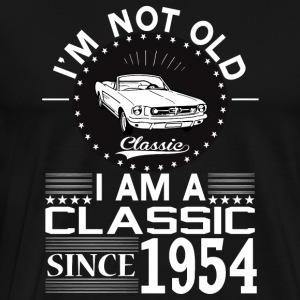 Classic since 1954 Hoodies & Sweatshirts - Men's Premium T-Shirt