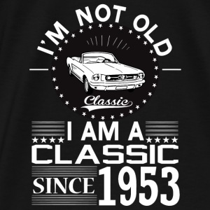 Classic since 1953 Hoodies & Sweatshirts - Men's Premium T-Shirt