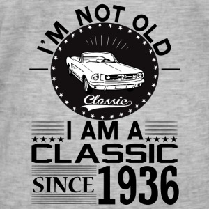 Classic since 1936 Hoodies & Sweatshirts - Men's Vintage T-Shirt
