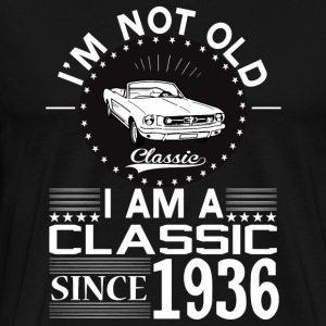 Classic since 1936 Hoodies & Sweatshirts - Men's Premium T-Shirt