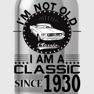 -Classic since 1930- T-Shirts - Water Bottle