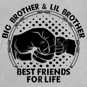 Big Brother & Lil Brother Best Friends For Life Shirts - Baby T-Shirt
