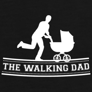 The Walking Dad Caps & Mützen - Männer Premium T-Shirt