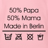 Made in Berlin Baby Bodys - Baby Bio-Kurzarm-Body