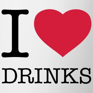 I LOVE DRINKS - Kopp