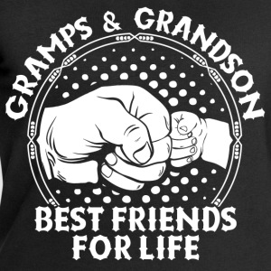 Gramps & Grandson Best Friends For Life T-Shirts - Men's Sweatshirt by Stanley & Stella