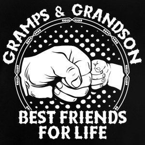 Gramps & Grandson Best Friends For Life Shirts - Baby T-Shirt