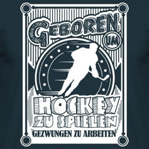 Hockey Pullover & Hoodies - Männer T-Shirt