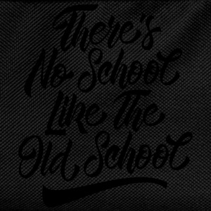 There's No School Like The Old School T-shirts - Rygsæk til børn