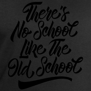 There's No School Like The Old School T-shirts - Herresweatshirt fra Stanley og Stella
