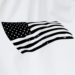 US Flag T-shirts - Gymnastikpåse