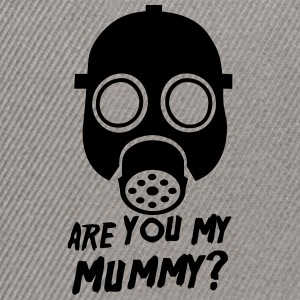 Doctor Who Are you my Mummy? T-Shirts - Snapback Cap