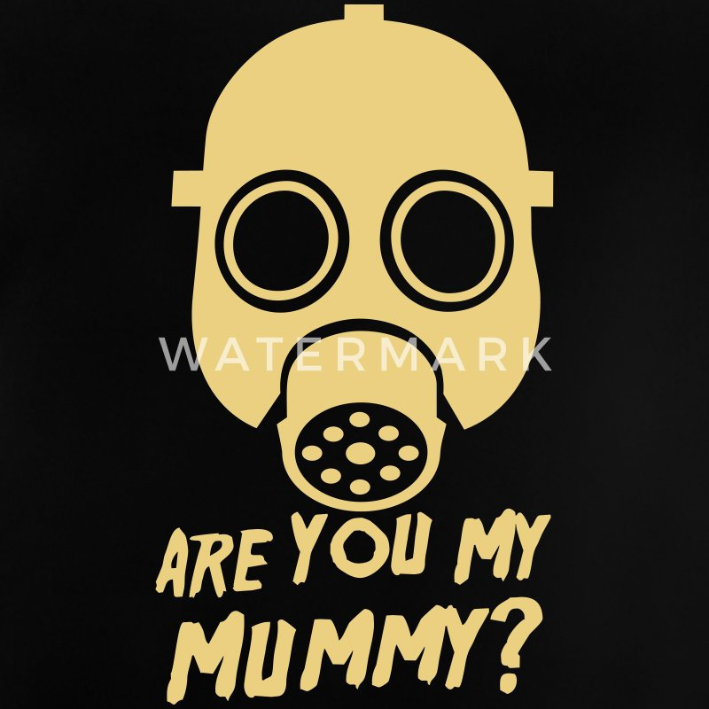 Doctor Who Are you my Mummy? Baby Shirts  - Baby T-Shirt