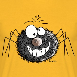 Funny spider Tops - Men's T-Shirt