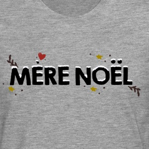 Mere noël, maman noel Tee shirts - T-shirt manches longues Premium Homme