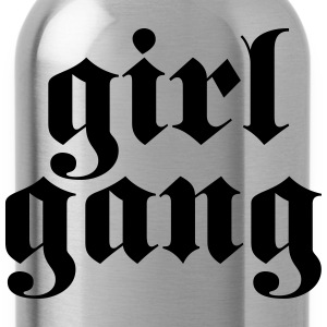Girl Gang T-Shirts - Trinkflasche
