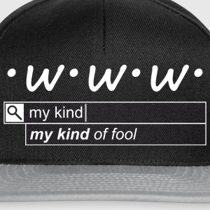 Searching for My Kind - Snapback Cap