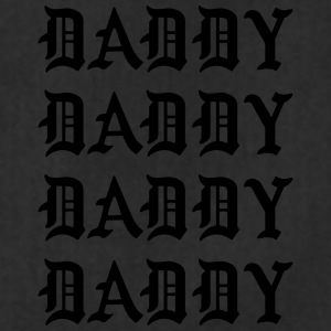 Daddy T-shirts - Keukenschort