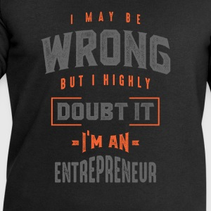 I'm an Entrepreneur - Men's Sweatshirt by Stanley & Stella