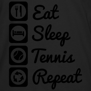Eat,sleep,play,tennis - Men's Premium Longsleeve Shirt