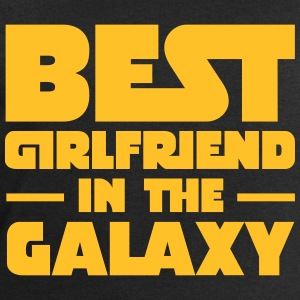 Best Girlfriend In The Galaxy T-skjorter - Sweatshirts for menn fra Stanley & Stella