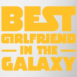 Best Girlfriend In The Galaxy T-shirts - Mugg