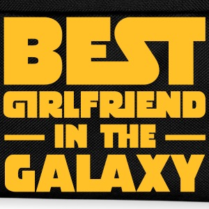 Best Girlfriend In The Galaxy T-shirts - Ryggsäck för barn