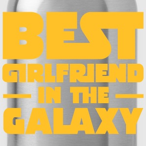 Best Girlfriend In The Galaxy Camisetas - Cantimplora