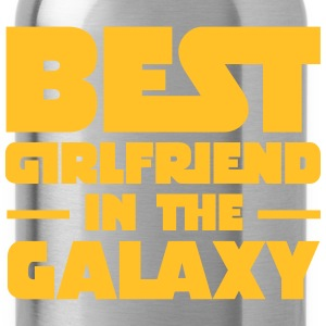 Best Girlfriend In The Galaxy T-shirts - Vattenflaska