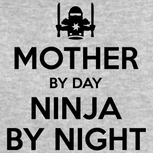 mother day ninja by night - Men's Sweatshirt by Stanley & Stella