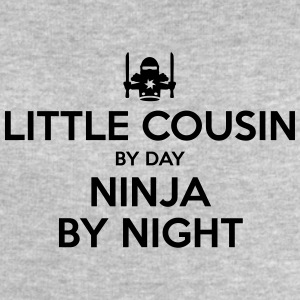 little brother day ninja by night - Men's Sweatshirt by Stanley & Stella