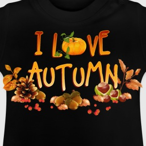 i_love_autumn_11_201601 T-Shirts - Baby T-Shirt