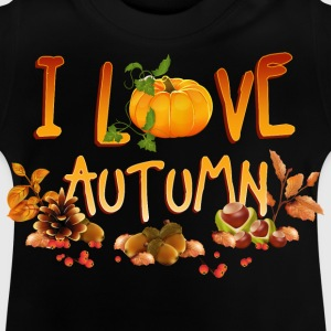 i_love_autumn_11_201602 T-Shirts - Baby T-Shirt