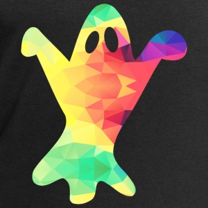 Colorful ghost - Men's Sweatshirt by Stanley & Stella