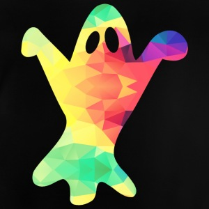 Colorful ghost - Baby T-Shirt