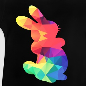 Colorful Bunny - Baby T-Shirt