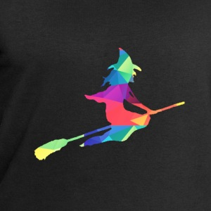 Colorful witch - Men's Sweatshirt by Stanley & Stella