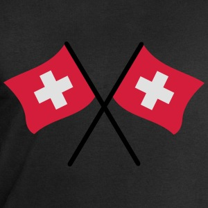 Swiss flag - Men's Sweatshirt by Stanley & Stella