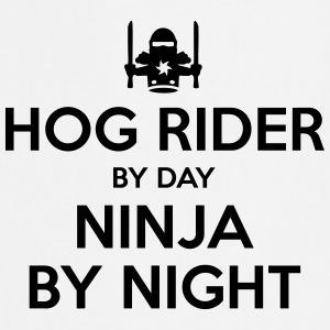 hog rider day ninja by night - Cooking Apron