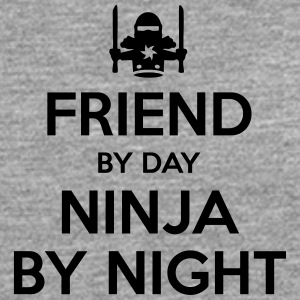 friend day ninja by night - Men's Premium Longsleeve Shirt