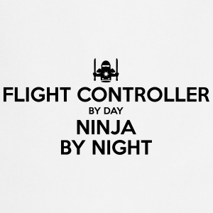flight controller day ninja by night - Cooking Apron