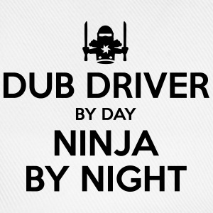 dub driver day ninja by night - Baseball Cap