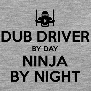 dub driver day ninja by night - Men's Premium Longsleeve Shirt